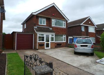 Thumbnail 3 bed detached house for sale in Lissington Road, Gainsborough