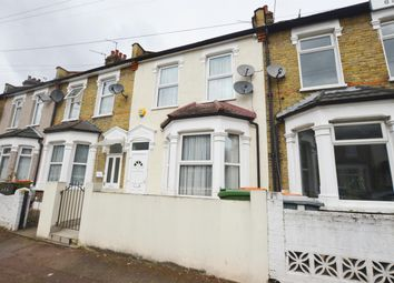 Thumbnail 2 bedroom terraced house for sale in Masterman Road, East Ham, London