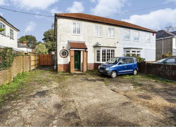 Thumbnail 1 bed flat for sale in Thornhill Park Road, Southampton