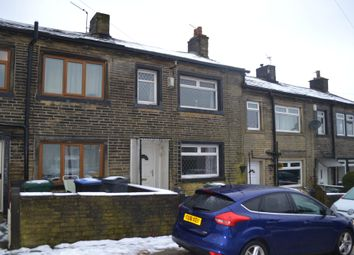 Thumbnail 2 bed terraced house for sale in Campbell Street, Queensbury, Bradford