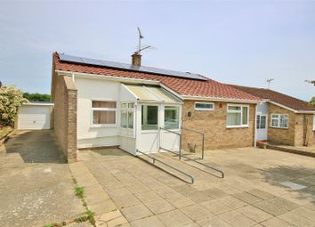 Thumbnail 2 bed semi-detached bungalow for sale in Garden Road, Walton On The Naze