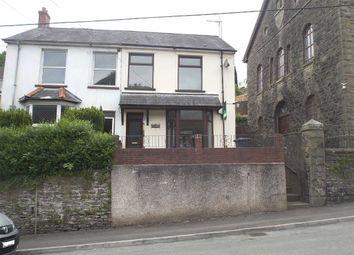 Thumbnail 4 bed semi-detached house for sale in Ynysybwl, Pontypridd
