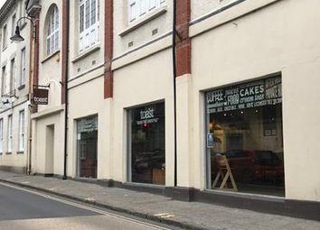 Thumbnail Restaurant/cafe for sale in Toast Coffee House, 2-4 Market Street, Okehampton, Devon