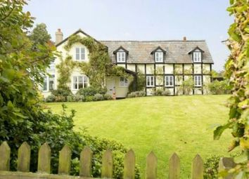 Thumbnail 4 bed detached house to rent in Kynaston, Ledbury