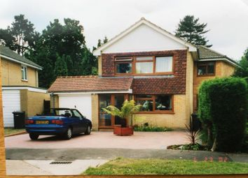 Thumbnail 4 bed detached house to rent in Langshott Close, Woodham, Surrey