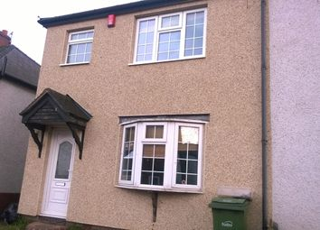 Thumbnail 3 bedroom semi-detached house to rent in Ernest Road, Dudley. West Midlands