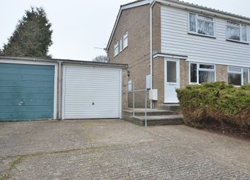Thumbnail 2 bed maisonette to rent in Claudius Close, Chandler's Ford, Eastleigh