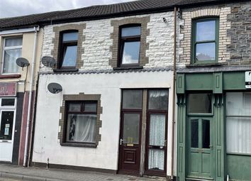 Thumbnail 1 bed flat for sale in Commercial Street, Mountain Ash