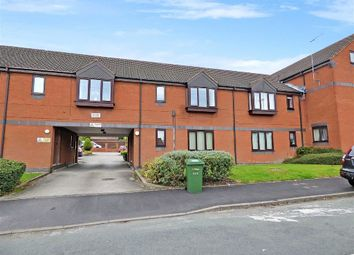 Thumbnail 1 bed flat for sale in Balmoral Court, Cannock, Staffordshire