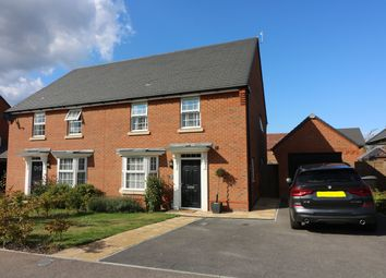Thumbnail 3 bed semi-detached house to rent in Russet Row, Grove Road, Preston.