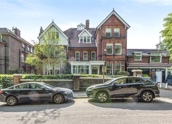 Maresfield Gardens, Hampstead, London NW3. 3 bed flat