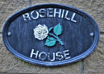Thumbnail 4 bed detached house for sale in Rosehill Crescent, Bradford