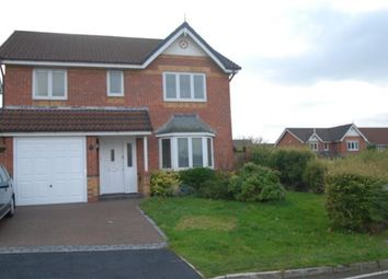 Thumbnail 4 bed detached house to rent in Ashdowne Lawns, Stalybridge, Cheshire