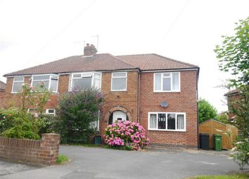 Thumbnail 6 bed semi-detached house to rent in Newland Park Drive, York