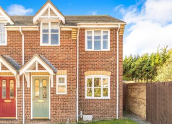Thumbnail 3 bed semi-detached house to rent in Clover Gardens, Stamford