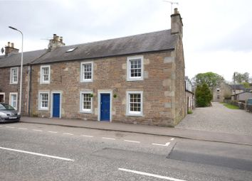 Thumbnail 3 bed end terrace house for sale in Front Street, Braco, Dunblane, Perth And Kinross