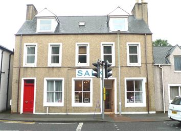 Thumbnail 3 bed flat for sale in 28 Bayhead, Isle Of Lewis