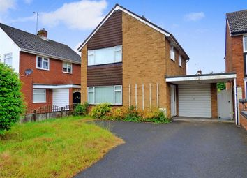 Thumbnail 3 bed detached house for sale in Yeadon Gardens, Wolverhampton
