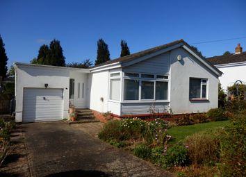 Thumbnail 2 bedroom detached bungalow to rent in Peasland Road, Torquay