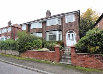 Thumbnail 3 bed semi-detached house to rent in Heaton Street, Prestwich, Manchester