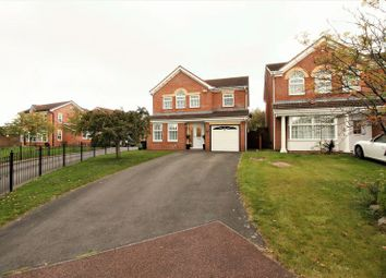 Thumbnail 4 bed detached house for sale in Comfrey, Coulby Newham, Middlesbrough