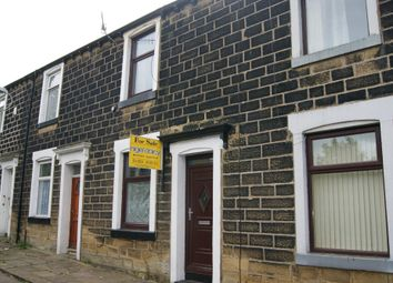 2 bed terraced house for sale in Claremont Terrace, Nelson, Lancashire BB9