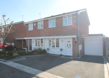 Thumbnail 2 bed semi-detached house to rent in Kinsham Drive, Solihull