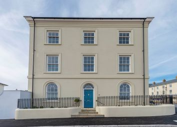 Thumbnail 5 bedroom end terrace house for sale in Crown Street East, Poundbury, Dorchester
