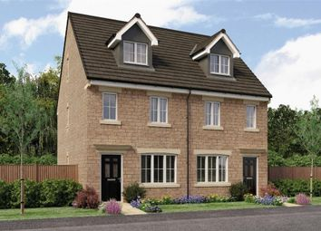 "Thumbnail 3 bed detached house for sale in ""The Tolkien"" at Main Road, Eastburn, Keighley"