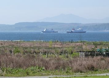 Thumbnail Land for sale in Toward Road, Toward, Argyll And Bute