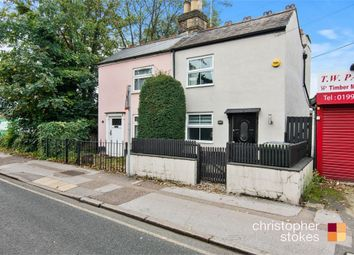 2 bed semi-detached house for sale in Turners Hill, Cheshunt, Hertfordshire EN8