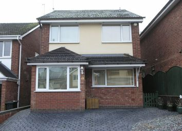 Thumbnail 4 bedroom detached house for sale in Hillview Close, Halesowen