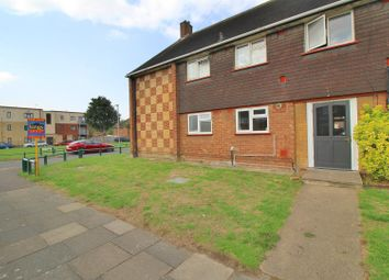 Thumbnail 3 bed flat for sale in Whitefields Road, West Cheshunt, Herts