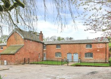 Thumbnail 5 bed barn conversion for sale in Cheadle Road, Oakamoor, Staffordshire