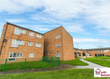 Thumbnail 1 bed flat for sale in Brookhill Close, Willenhall