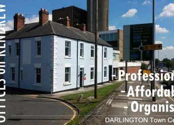 Thumbnail Office to let in Offices On Kendrew 8-9 Street, Darlington