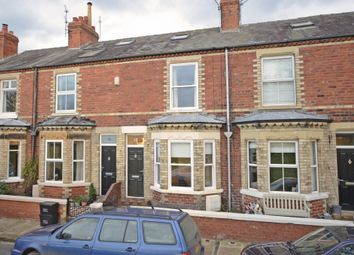 Thumbnail 3 bed terraced house to rent in Knavesmire Crescent, York