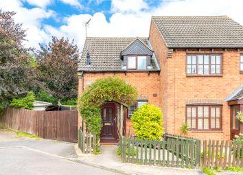 Thumbnail 2 bed end terrace house for sale in Avenue Road, Winslow, Buckingham, Buckinghamshire