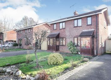Thumbnail 2 bed semi-detached house for sale in Troon Court, Perton, Wolverhampton, Staffordshire