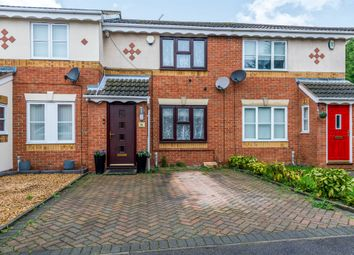 Thumbnail 3 bed terraced house for sale in Curlbrook Close, Wootton, Northampton