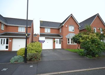 Thumbnail 4 bed detached house to rent in 8 Thistle Court, Burscough
