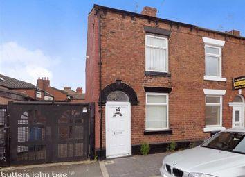 Thumbnail 2 bedroom terraced house for sale in Hope Street, Crewe