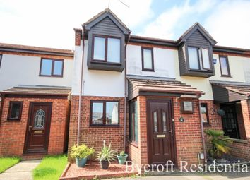 Thumbnail 2 bed terraced house for sale in Hingley Close, Gorleston, Great Yarmouth