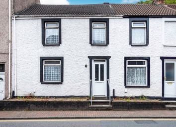 Thumbnail 3 bedroom terraced house for sale in Neath Road, Briton Ferry, Neath