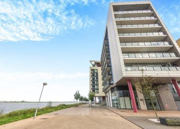 Thumbnail 2 bed flat for sale in Eddystone House, Prospect Place, Cardiff Bay, Cardiff