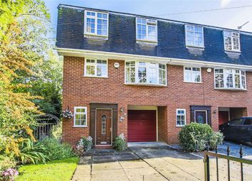 Thumbnail 3 bed town house for sale in Radcliffe Park Road, Salford