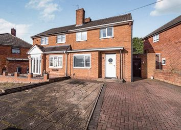 Thumbnail 2 bed semi-detached house for sale in Coppice Road, Cradley Heath
