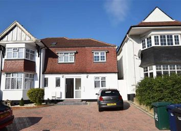 Thumbnail 1 bed flat to rent in Allington Road, Hendon, London
