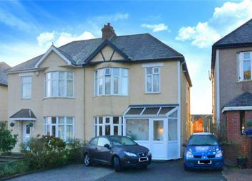 Thumbnail 4 bed semi-detached house for sale in Tresawls Road, Truro, Cornwall