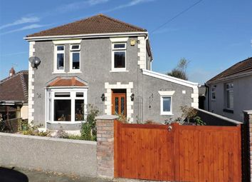 Thumbnail 4 bed detached house for sale in Pantyblawd Road, Llansamlet, Swansea